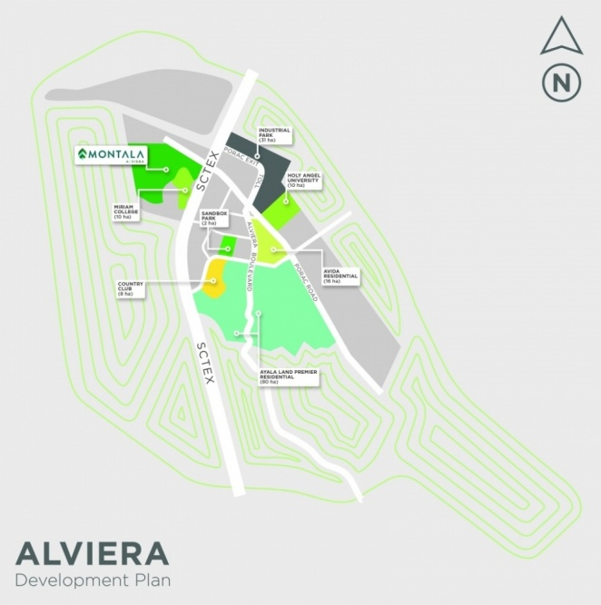 Alviera Development Plan
