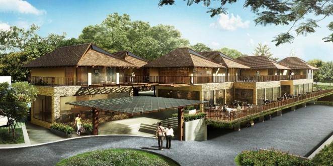 Kasa Luntian - Retail Area
