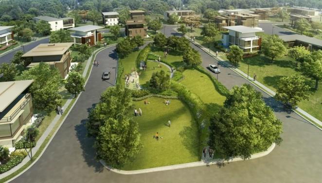 Mondia Nuvali Pocket Park