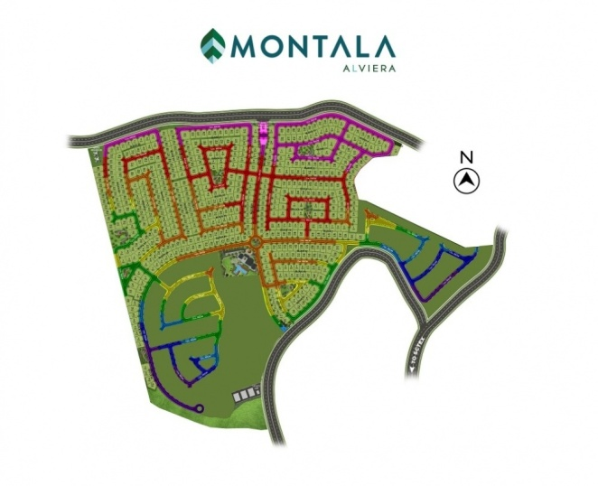 Montala Site Development Plan